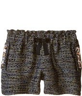 Little Marc Jacobs - Resort - Lurex Shorts Panter Pockets Details (Big Kids)