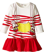 Junior Gaultier - Jersey Dress with Trompe L'oeil (Infant)