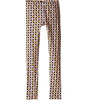 Fendi Kids - Checker Print Leggings (Big Kids)