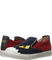 Fendi Kids - Slip-On Monster Sneakers (Little Kid/Big Kid)
