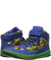Stella McCartney Kids - Darby Hi-Top Graphic Lace-Up Sneakers (Toddler/Little Kid/Big Kid)