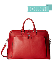 Lodis Accessories - Haven Brera Briefcase w/ Laptop Pocket
