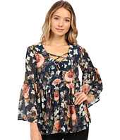 Show Me Your Mumu - Poet Tie Top