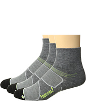 Feetures - Elite Max Cushion Quarter 3-Pair Pack