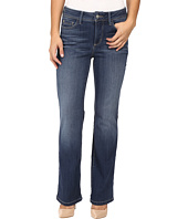 NYDJ Petite - Petite Barbara Bootcut Jeans in Sure Stretch Denim in Saint Veran Wash