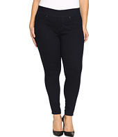 Jag Jeans Plus Size - Plus Size Marla Pull On Legging in Indigo Rinse Legging Denim