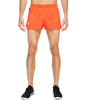 Under Armour - UA Launch Stretch Woven Split Shorts