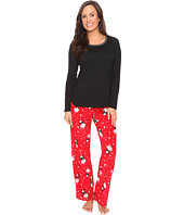 Jockey - Microfleece PJ Set