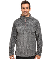 True Grit - Frosty Cord Pile 1/4 Zip Pullover