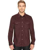 True Grit - Sueded Tweed Long Sleeve Two-Pocket Shirt