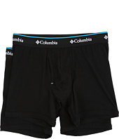 Columbia - Cotton Stretch Boxer Briefs 2-Pack