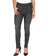 Jag Jeans Petite - Petite Nora Pull-On Skinny in Comfort Denim in Thunder Grey
