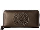 Ferrara Large Zip Around Wallet
