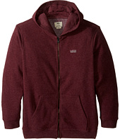 Vans Kids - Core Basic Zip Fleece IV (Big Kids)