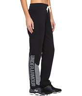 Under Armour - Favorite Fleece Pants