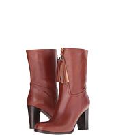 Massimo Matteo - Mid Heel Tassel Boot