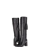 Massimo Matteo - Calf Heel Tassel Boot