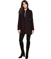 MICHAEL Michael Kors - Wool Plaid Coat M221670T