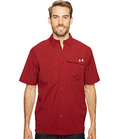 Under Armour - UA Fish Hunter Short Sleeve Solid Shirt