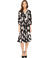 Kate Spade New York - Posy Floral Silk Dress