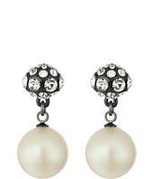 Kate Spade New York - Party Pearls Double Drop Earrings