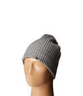 Plush - Fleece-Lined Ribbed Beanie