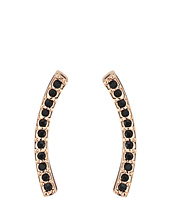 Rebecca Minkoff - Pave Ear Climber Earrings
