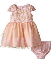 Us Angels - Cap Sleeve Ballerina Dress (Infant)