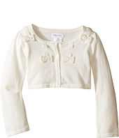 Us Angels - Bow w/ Scalloped Edge Cardigan (Toddler/Little Kids)