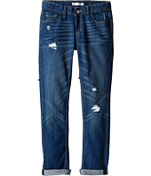 Levi's® Kids - Destructed Boyfriend Jeans (Big Kids)