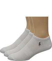 Polo Ralph Lauren - 3-Pack Tech Athletic Ped with Polo Player Embroidery