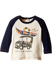 Pumpkin Patch Kids - Raglan Sleeve Printed Tee (Infant)