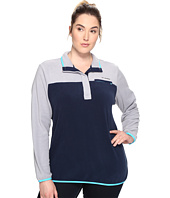 Columbia - Plus Size Mountain Side Pullover