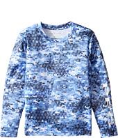 Columbia Kids - Super Terminal Tackle Long Sleeve Shirt (Little Kids/Big Kids)