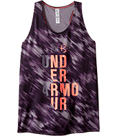 Under Armour Kids - UA Fish Hunter Tech Tank Top (Big Kids)