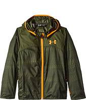 Under Armour Kids - UA Leeward Windbreaker (Big Kids)