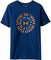 Under Armour Kids - Support the Troops Tee (Big Kids)