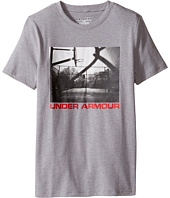 Under Armour Kids - Any Court Any Surface Short Sleeve Tee (Big Kids)