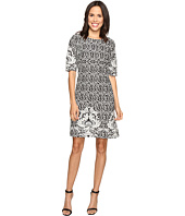 Christin Michaels - Atlanta Jacquard Dress
