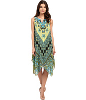 Christin Michaels - Marsha Printed Dress