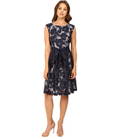 Christin Michaels - Linden Fit and Flare Dress