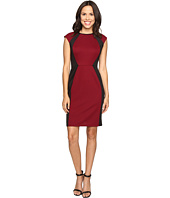 Christin Michaels - Savannah Knit Sheath Dress