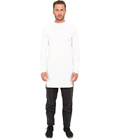 adidas Y-3 by Yohji Yamamoto - Collar Long Sleeve Long T-Shirt