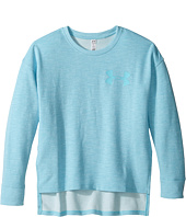 Under Armour Kids - French Terry Crew (Big Kids)
