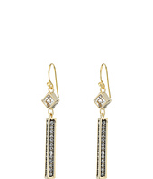 Cole Haan - Crystal Linear Drop Earrings