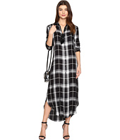 BB Dakota - Coley Plaid Shirtdress