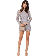 BB Dakota - Crescent Lace Romper
