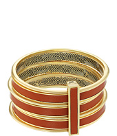 House of Harlow 1960 - The Titaness Leather Bangle