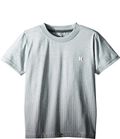 Hurley Kids - Drifit Ombre Dot Tee (Little Kids)