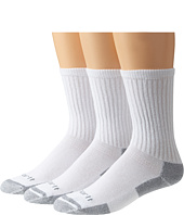 Carhartt - Cotton Crew Work Socks 3-Pack